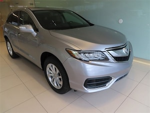 2017 Acura RDX V6 AWD with Technology Package