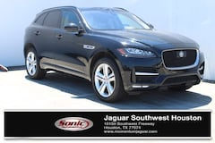 Used 2017 Jaguar F-PACE 35t R-Sport SUV in Houston