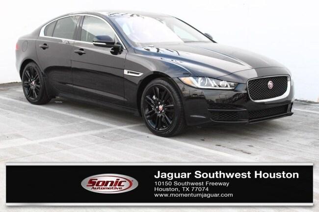New 2019 Jaguar XE 25t Prestige Sedan in Houston