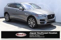 Used 2017 Jaguar F-PACE 35t Prestige SUV for sale in Houston, TX
