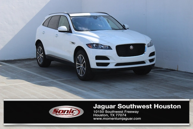 New 2018 Jaguar F-PACE 25t Premium SUV in Houston