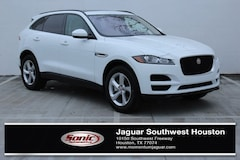 New 2018 Jaguar F-PACE 30t Premium SUV in Houston
