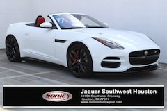 New 2020 Jaguar F-TYPE R Convertible in Houston