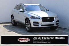 New 2019 Jaguar F-PACE 25t Prestige SUV in Houston