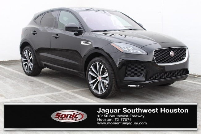 New 2019 Jaguar E-PACE R-Dynamic HSE SUV in Houston