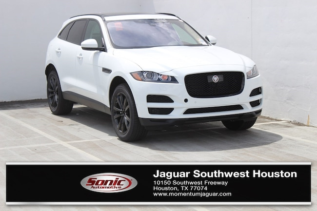 New 2019 Jaguar F-PACE 25t Prestige SUV in Houston