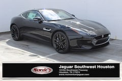New 2019 Jaguar F-TYPE P300 Coupe in Houston