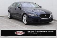 New 2018 Jaguar XE 35t Prestige Sedan in Houston