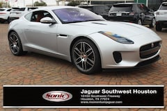New 2019 Jaguar F-TYPE P340 Coupe in Houston