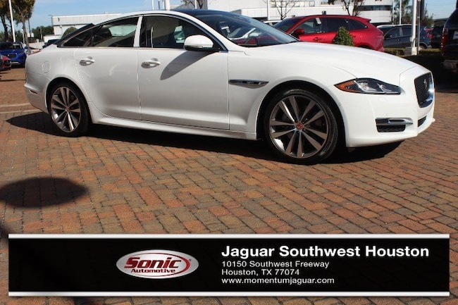 New 2019 Jaguar Xj Xj R Sport For Sale In Houston Tx Stock K8w19481