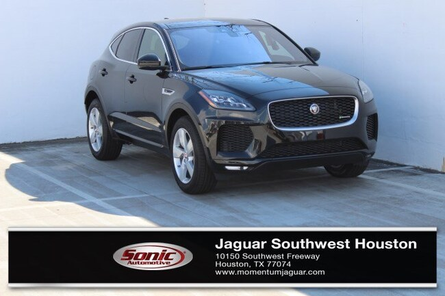 New 2018 Jaguar E-PACE R-Dynamic SE SUV in Houston