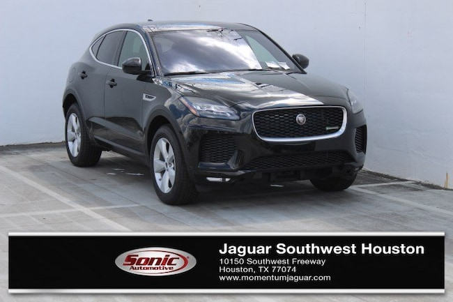 New 2018 Jaguar E-PACE R-Dynamic S SUV in Houston