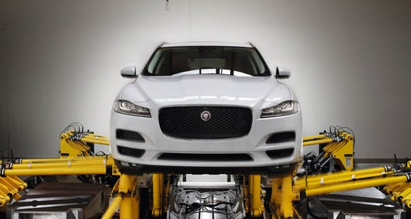 Jaguar Wheel Alignment Service