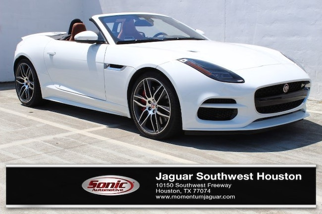 Used 2018 Jaguar F-TYPE R Convertible in Houston