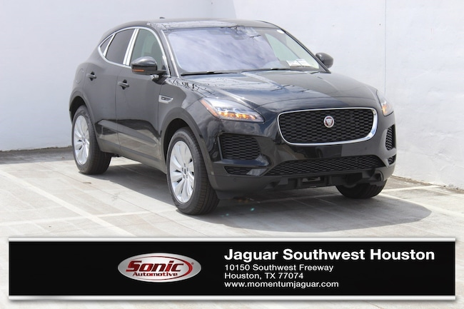 New 2018 Jaguar E-PACE SE SUV in Houston