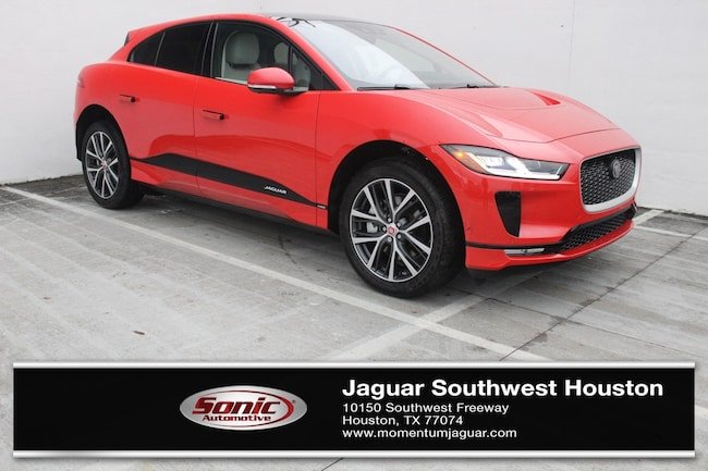 New 2019 Jaguar I-PACE First Edition SUV in Houston