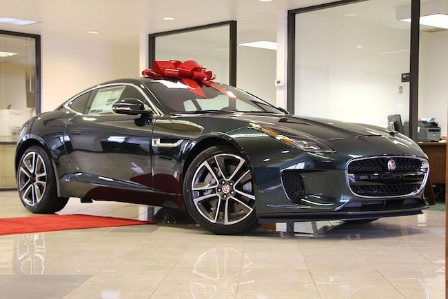 New 2019 Jaguar F-TYPE P340 Coupe for sale in Livermore, CA