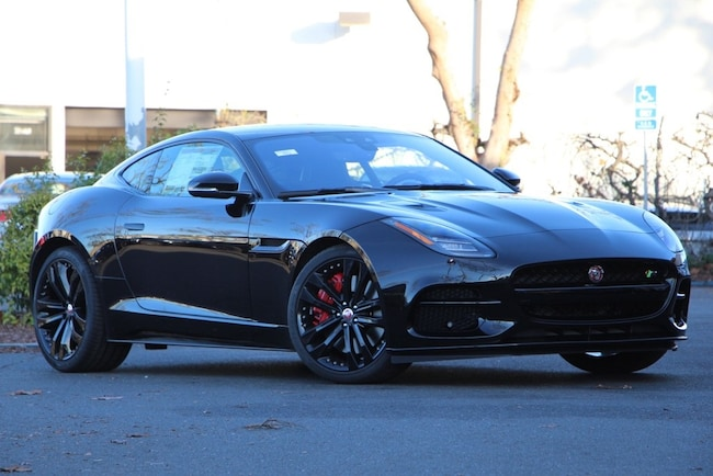 New 2019 Jaguar F-TYPE R Coupe for sale in Livermore, CA