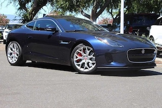 New 2018 Jaguar F-TYPE 380HP Coupe JAJCK53570 in Livermore, CA