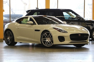 New 2018 Jaguar F-TYPE R-Dynamic Coupe JAJCK47459 in Livermore, CA
