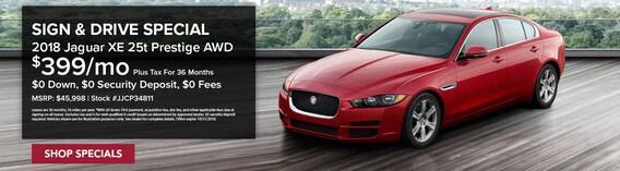 Sign And Drive 45 >> Sign And Drive Jaguar Sales Jaguar Sudbury