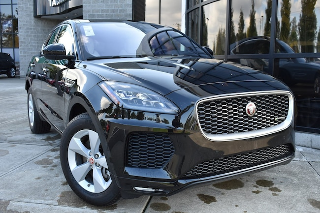 New 2018 Jaguar E-PACE S SUV for Sale in Fife WA