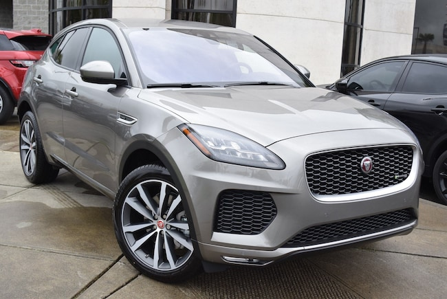 New 2019 Jaguar E-PACE HSE SUV for Sale in Fife WA