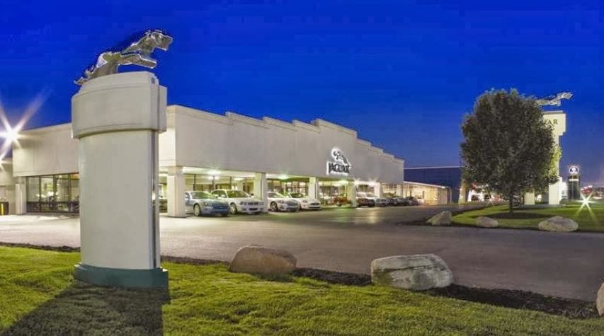 Jaguar Dealership Serving Warren Mi