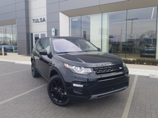Used 2018 Land Rover Discovery Sport HSE SUV in Tulsa
