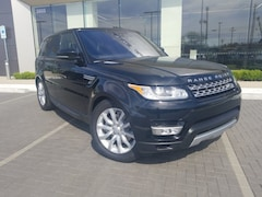2016 Land Rover Range Rover Sport 3.0L V6 Supercharged HSE SUV SALWR2PF9GA656538 for sale in Tulsa, OK