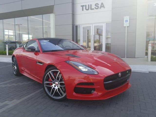 New 2020 Jaguar F Type For Sale Tulsa Ok Sajd51eexlck63372