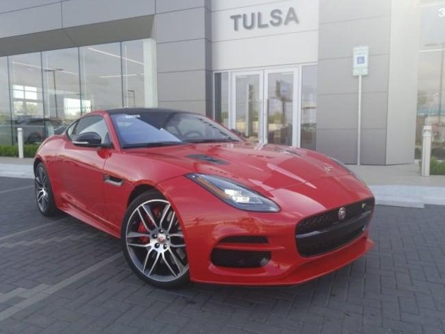 New 2020 Jaguar F-TYPE R Coupe in Tulsa, OK
