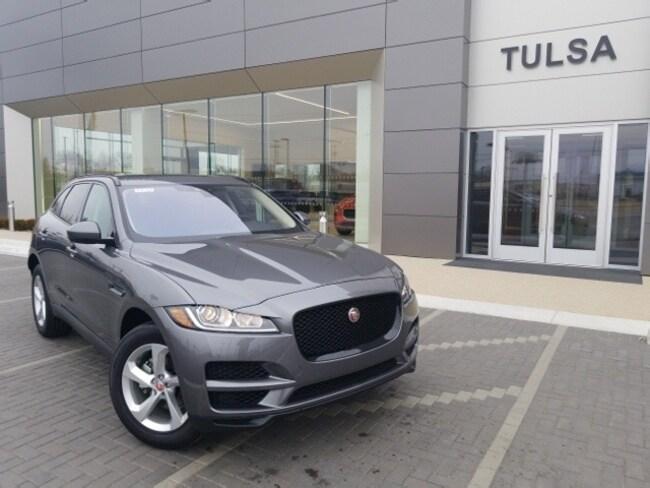 New 2019 Jaguar F-PACE 25t Premium SUV in Tulsa, OK