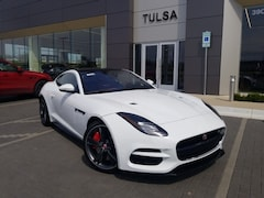 New 2020 Jaguar F-TYPE R Coupe SAJD51EE3LCK63407 for sale in Tulsa, OK