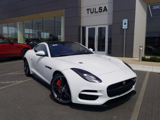 New 2020 Jaguar F-TYPE R Coupe Coupe in Tulsa, OK