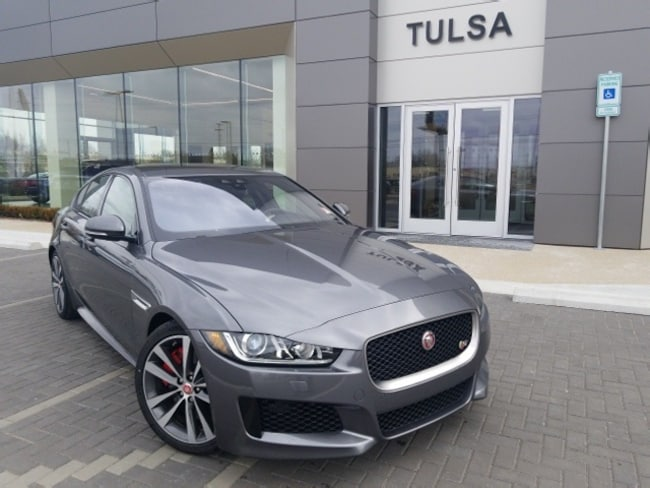 Used 2018 Jaguar XE S Sedan in Tulsa