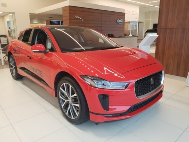 New 2019 Jaguar I-PACE First Edition SUV in Tulsa, OK