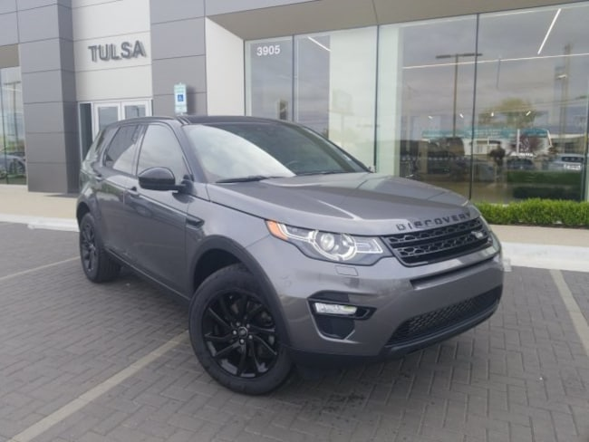 Used 2016 Land Rover Discovery Sport HSE SUV in Tulsa