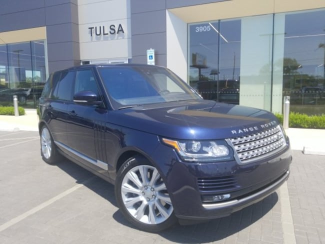 Used 2017 Land Rover Range Rover 5.0L V8 Supercharged SUV in Tulsa