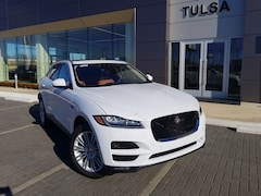 New 2019 Jaguar F-PACE Portfolio SUV SADCN2GX9KA395360 for sale in Tulsa, OK