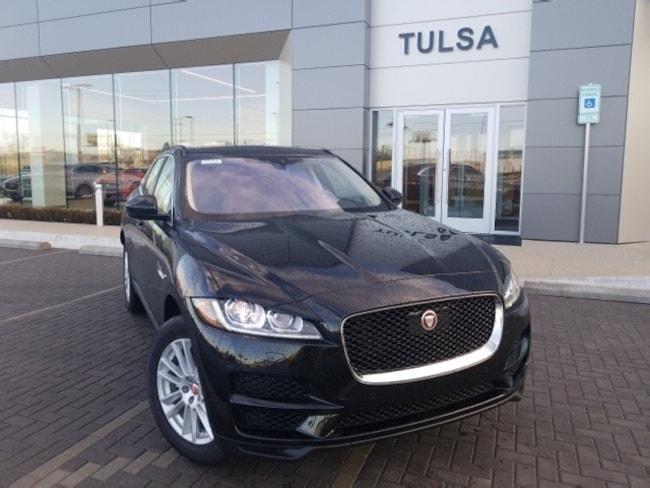 New 2019 Jaguar F-PACE 25t Prestige SUV in Tulsa, OK