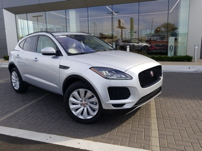 New 2019 Jaguar E-PACE SE SUV in Tulsa, OK