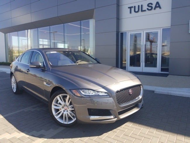 New 2019 Jaguar XF Prestige Sedan in Tulsa, OK