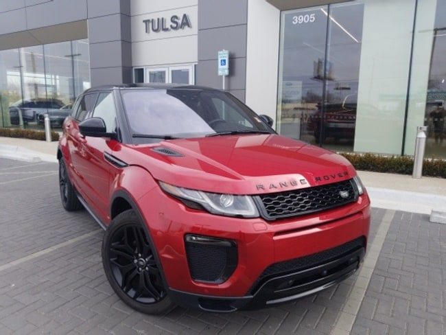 Used 2017 Land Rover Range Rover Evoque HSE Dynamic SUV in Tulsa