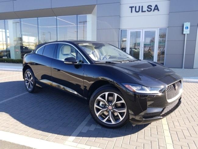 New 2019 Jaguar I-PACE EV400 HSE SUV in Tulsa, OK