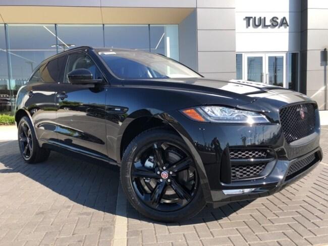 New 2019 Jaguar F-PACE R-Sport SUV in Tulsa, OK