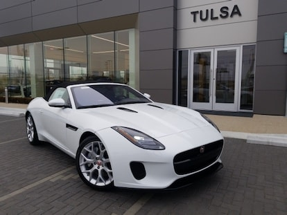 New 2019 Jaguar F-TYPE For Sale in TULSA OK | Stock #: 7269