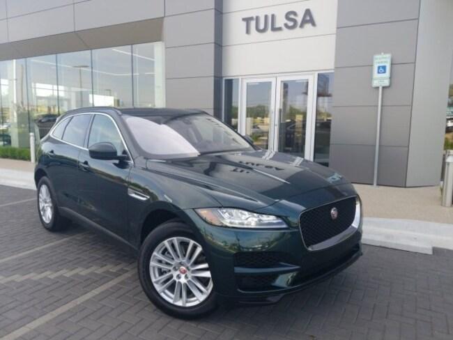 Used 2018 Jaguar F-PACE 30t Prestige SUV in Tulsa
