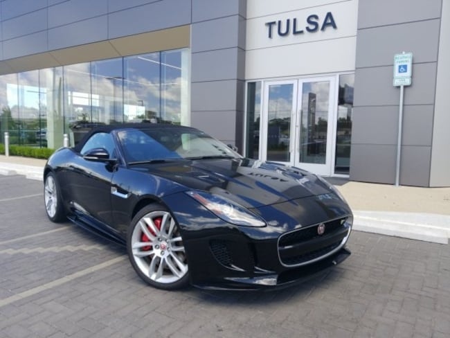Used 2016 Jaguar F-TYPE R Convertible in Tulsa