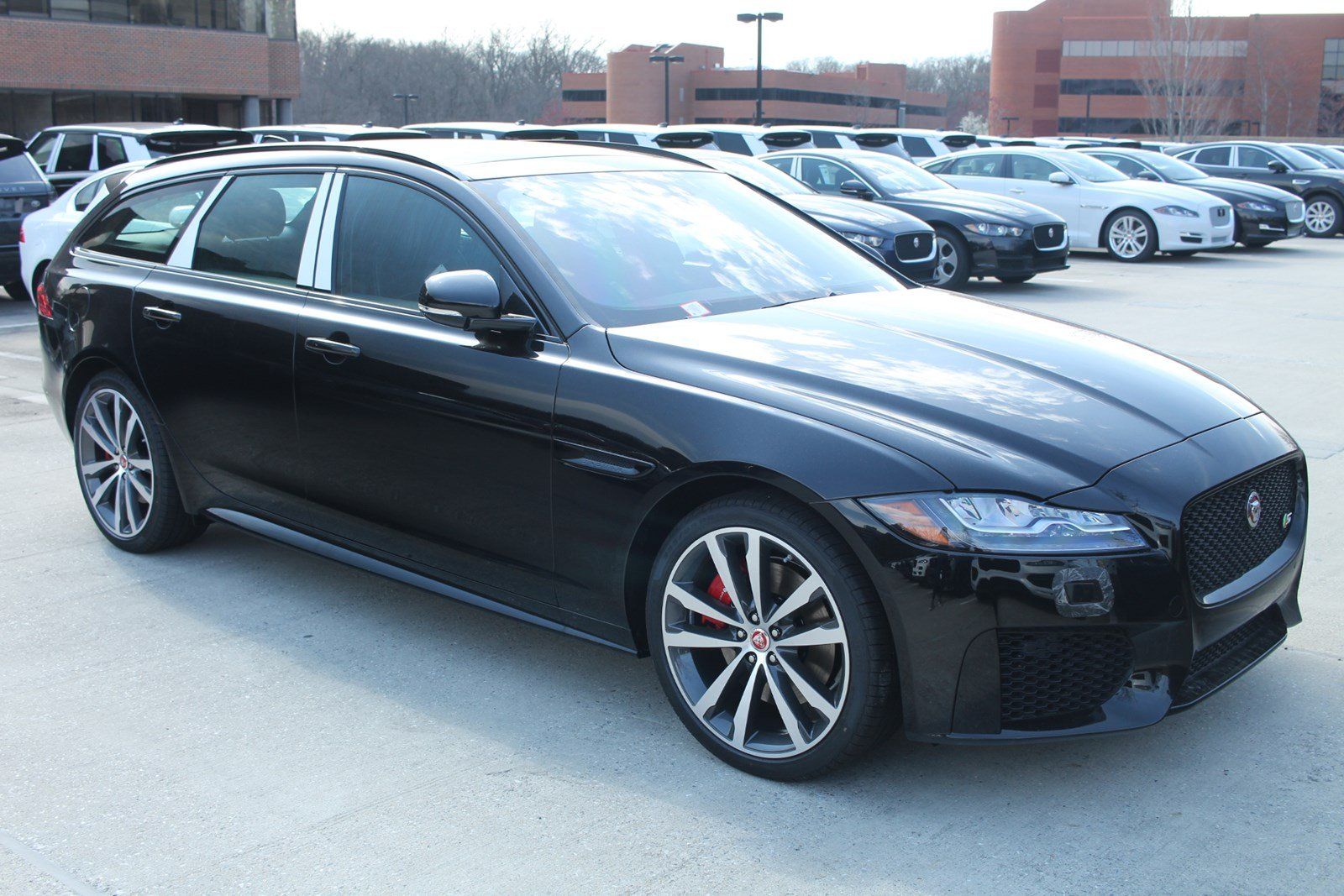2018 Jaguar XF S Sportbrake Wagon